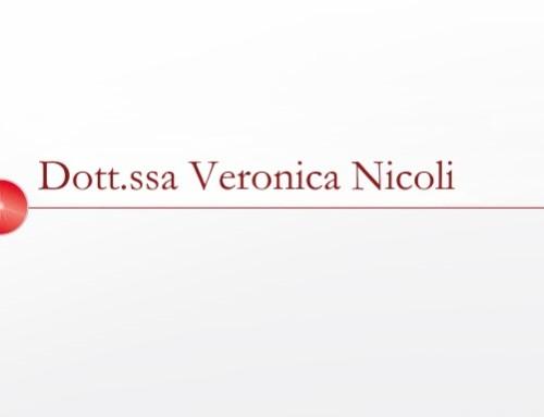 Contributo Critico Dott.ssa Veronica Nicoli