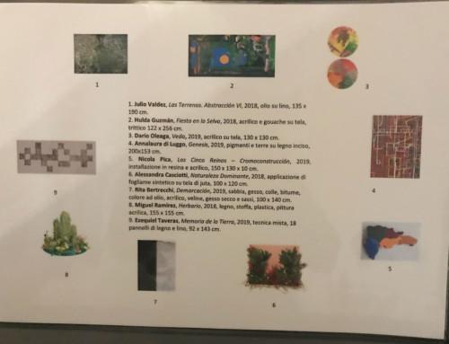 Biennale-cartello quadri padiglione